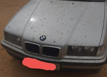 Manual Grey BMW 1998 for sale