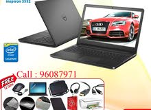 DELL Laptop with 12 Free Valuable Gifts.
