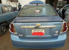 For sale Chevrolet Optra car in Red Sea