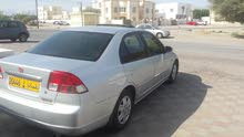 Used condition Honda Civic 2003 with 0 km mileage