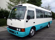Rent a 2007 Toyota Coaster with best price