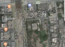 ارض للاستثمار بشارع الاندلس