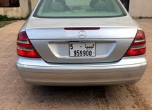 Grey Mercedes Benz E 320 2004 for sale