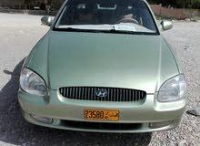 Hyundai Sonata 2000 For sale - Green color