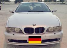 للبيع BMW 530i موديل 2001 وارد