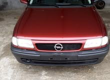 Manual Maroon Opel 1995 for sale