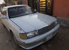 For sale 1994 White Crown