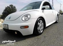Automatic White Volkswagen 2001 for sale