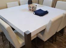 طاولة طعام مودرن