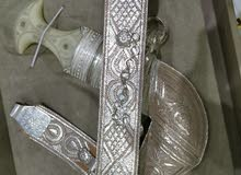 خنجر عماني شغل ممتاز
