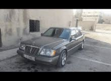 For sale Mercedes Benz E 200 car in Amman