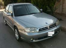 Kia Spectra 2001 For sale - Silver color