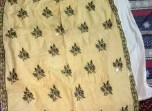 قماش صوف اثري مزخرف