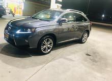 Gasoline Fuel/Power   Lexus RX 2013
