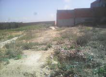 ارض للبيع في المحمدية بن عروس حي السعادة