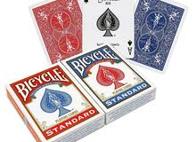 أوراق لعب بايسكل - Bicycle playing cards (كارطة)