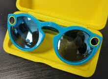 Snapchat spectacles glasses blue color (NEW IN BOX)
