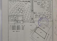 ارض للبيع نزوى حي التراث 5