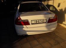 Automatic White Mitsubishi 1999 for sale