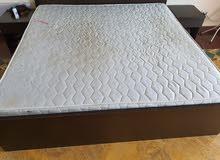 king size orthopedic mattress for urgent sale