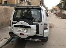 Automatic White Mitsubishi 2008 for sale