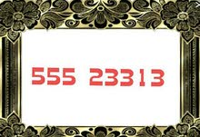 خط فيفا مميز للبيع  والخط اشتراك شهري ( 5 دنانير )