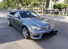 C200 2008 AMG kit modified for 2010