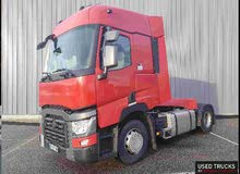 T Range 460HP By Renault used trucks center 2015