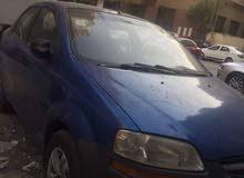 Chevrolet Aveo 2005 - Manual