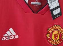 قميص نادي مانشستر يونايتد الاصلية (Adidas)  size M