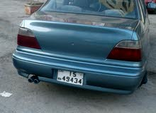 Green Daewoo Cielo 1994 for sale