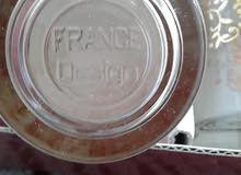 كؤوس الشاي صنع فرنسي