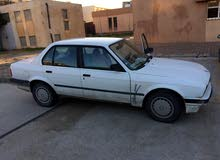 BMW 318 car for sale 1987 in Tripoli city