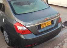 Geely Emgrand 7 car is available for sale, the car is in Used condition