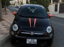 For sale Fiat 500e car in Amman