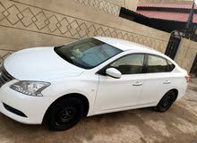 Renting Nissan cars, Sentra 2016 for rent in Basra city