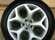 جنط BMW X6   مع كوشوك