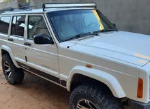 Gasoline Fuel/Power   Jeep Other 2001