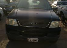 Ford Explorer 2002 For sale - Black color
