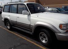 لكزس LX 450 1997 ليلى علوي محرك 24  V6 4WD ليمتيد
