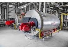 غلايات صناعية steam boilers