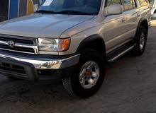 Automatic Toyota 2002 for sale - Used - Al-Khums city