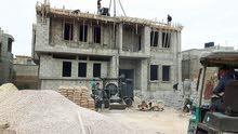 مقاول لتنفيذ اعمال البناء