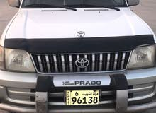 2002 Used Prado with Automatic transmission is available for sale