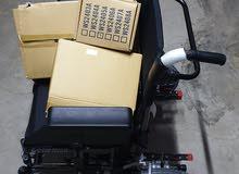 للبيع كرسي كهربائي جديد غير مستخدم