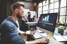 بدك حد يسوقلك صفحتك على الفيس او يصمملك موقع