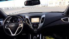 Gasoline Fuel/Power   Hyundai Veloster 2016