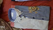 قميص بولو لمارتيني اصلي شيك سعره الأصلي اكتر من كده بكتير صناعة تركي