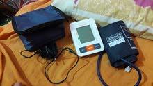 جهاز لقياس الضغط ونبضات القلب جديد لم يستخدم الا قليل