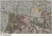 أرض سكنية للبيع في منطقة الخوانيج 1 قريب حديقة مشرف وممشى الخوانيج دفعات 3 سنوات بدون عمولات